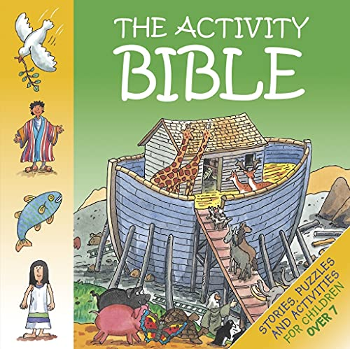 9781853455155: Activity Bible Over 7's