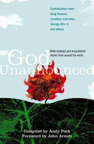 9781853456176: God Unannounced