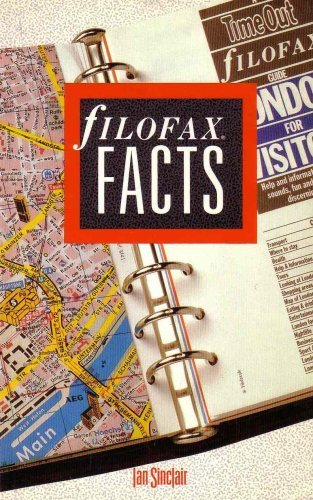 9781853461064: Filofax Facts by Ian Sinclair