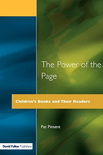 9781853462344: The Power of the Page: Children's Books and Their Readers (Roehampton Teaching Studies Series)
