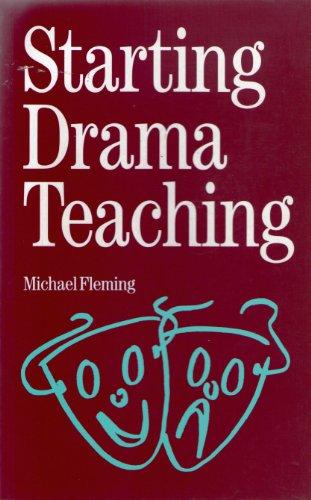 9781853462979: Starting Drama Teaching