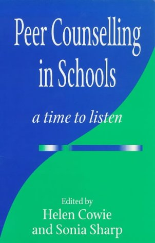 9781853463679: Peer Counseling in Schools