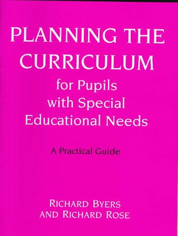 9781853463877: Planning The Curric For Pupils (Resource Materials for Teachers)