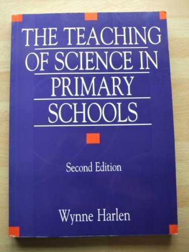 9781853463983: TEACHING OF SCIENCE PRIM SCHLS (Studies in Primary Education)