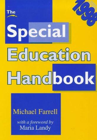 9781853464676: Special Education Handbook