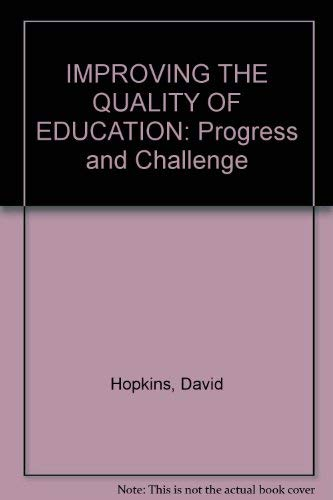 9781853464782: Improving Quality of Education for All
