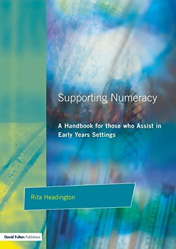 Supporting Numeracy: Rita Headington