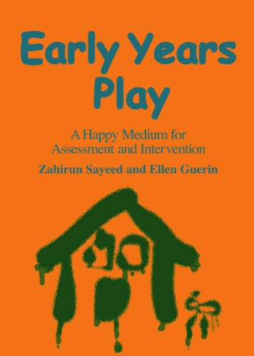 9781853466625: Early Years Play.. a Happy Medium for Assessment Pb