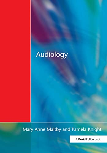 9781853466656: Audiology: An Introduction for Teachers & Other Professionals