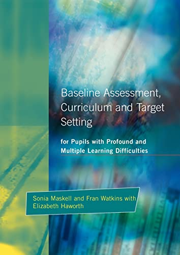 9781853466908: Baseline Assessment Curriculum and Target Setting for Pupils with Profound and Multiple Learning Difficulties