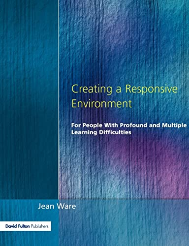 9781853467349: Creating a Responsive Environment for People with Profound and Multiple Learning Difficulties