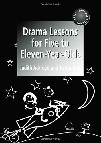 9781853467394: Drama Lessons for Five to Eleven Year-Olds
