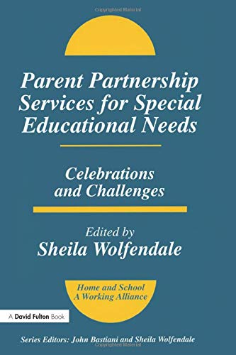 Parent Partnership Services for Special Educational Needs:
