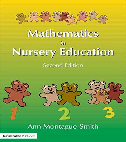 9781853468667: Mathematics in Nursery Education, Second Edition
