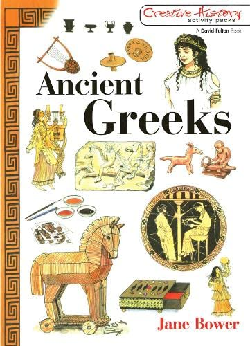 9781853469442: Ancient Greeks (Creative History Activity Packs) (Volume 2)