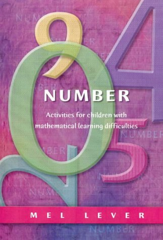 9781853469480: Number: Activities for Children with Mathematical Learning Difficulties