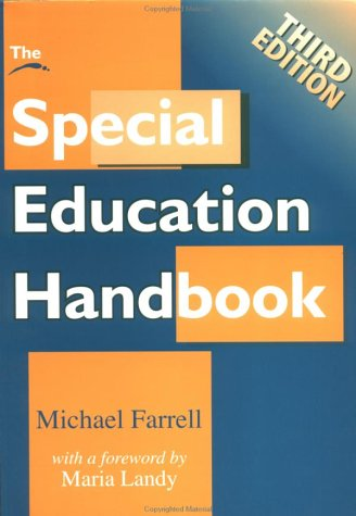 9781853469749: The Special Education Handbook: An A-Z Guide