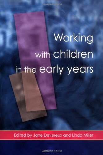 9781853469756: Working with Children in the Early Years