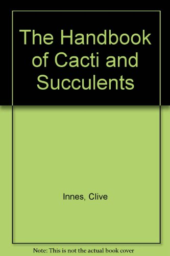 9781853480232: Handbook of Cacti and Succulents