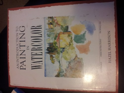 9781853481116: Introduction To Painting in Watercolor