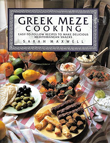 9781853483905: Greek meze Cooking