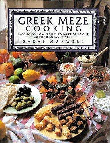 9781853483905: Greek meze Cooking