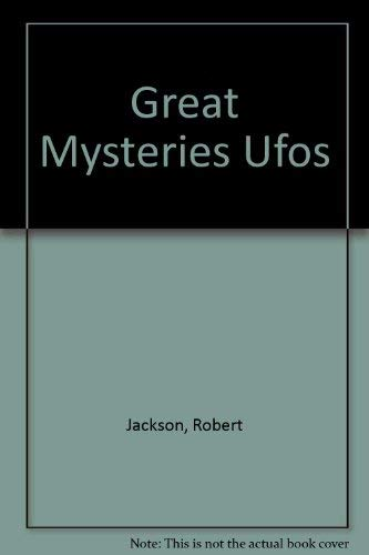 9781853483981: Great Mysteries Ufos