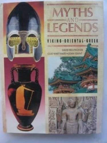 Myths and legends : Viking, Oriental, Greek