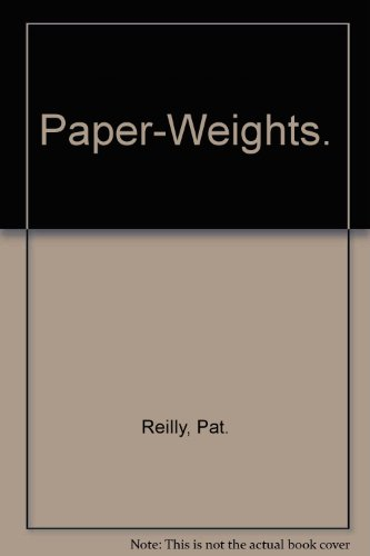 9781853486050: Paper-Weights.