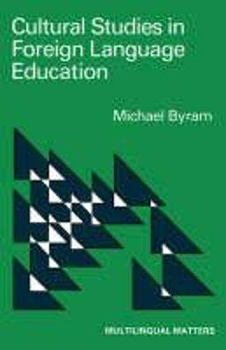 9781853590184: Cultural Studies in Foreign Language Education (Multilingual Matters 46)