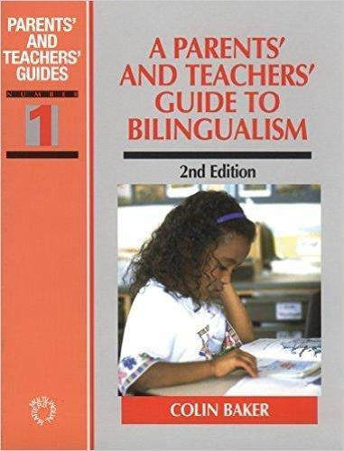 9781853592645: A Parents' and Teachers' Guide to Bilingualism (Bilingual Education and Bilingualism)