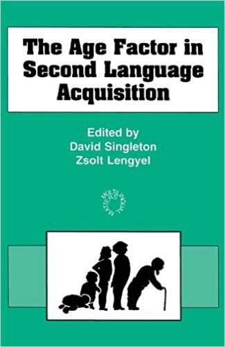 9781853593024: The Age Factor in Second Language Acquisition (Multilingual Matters)
