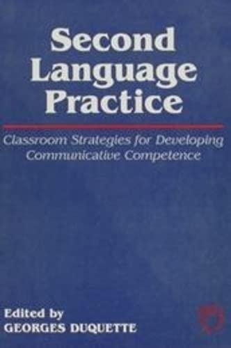 Second Language Practice