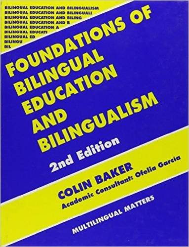 9781853593574: Foundations of Bilingual Education and Bilingualism (Topics in Translation)