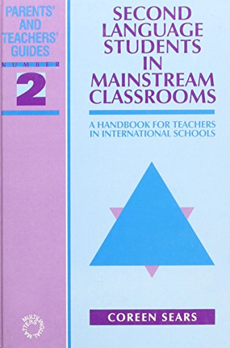 9781853594090: Second Lang Stu Mainstream Cl (Parents' and Teachers' Guides)