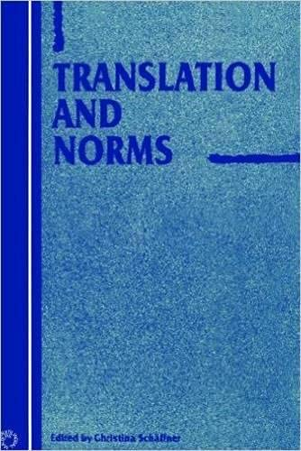 Translation and Norms (Hardback)