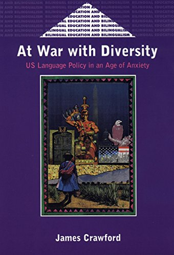 9781853595066: At War With Diversity: U.s Language Poli: U.S. Language Policy in an Age of Anxiety (Bilingual Education and Bilingualism)