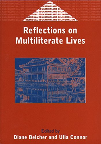 9781853595219: Reflections on Multiliterate Lives (Bilingual Education & Bilingualism)