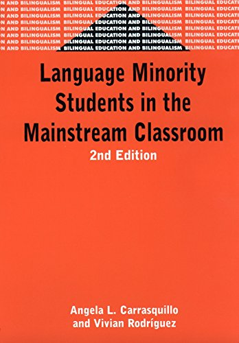 9781853595646: Language Minority Student in the Mainstream Classroom (Bilingual Education and Bilingualism, 33)