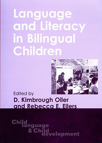 9781853595707: Language and Literacy in Bilingual Children (Child Language and Child Development)