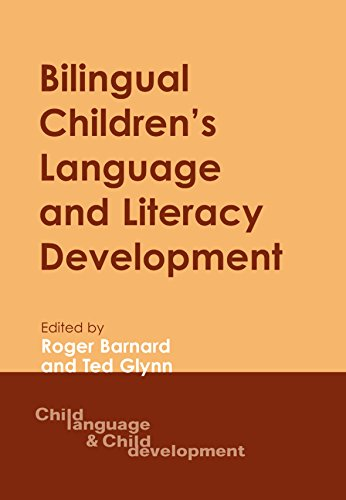 Bilingual Childrens Language And Literacy Development