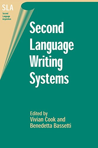 9781853597930: Second Language Writing Systems (Second Language Acquisition)