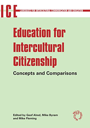 9781853599187: Education for Intercultural Citizenship: Concepts and Comparisons (Languages for Intercultural Communication and Education)