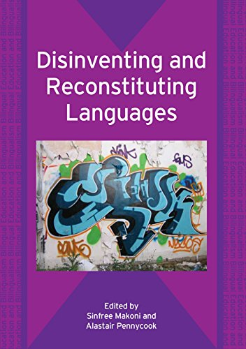 9781853599231: Disinventing and Reconstituting Languages (Bilingual Education and Bilingualism)