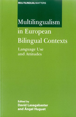 9781853599293: MULTILINGUALISM IN EU -NOP/028: Language Use and Attitudes (Multilingual Matters)