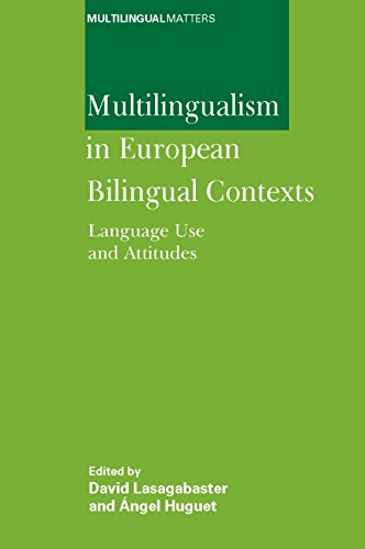9781853599309: Multilingualism in Eu -Nop/067: Language Use and Attitudes (Multilingual Matters)