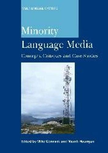 9781853599637: Minority Language Media: Concepts, Critiques and Case Studies (Multilingual Matters)