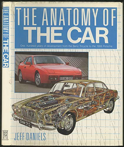 9781853610202: The Anatomy of the Car
