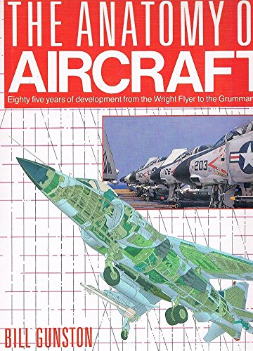 9781853610219: The Anatomy of Aircraft
