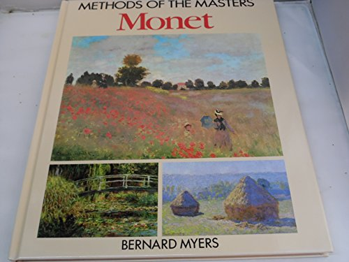 9781853611001: Monet (Methods of the Masters)